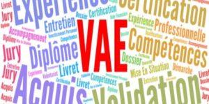 Accompagnement pour une Validation des Acquis de l'expérience (VAE)